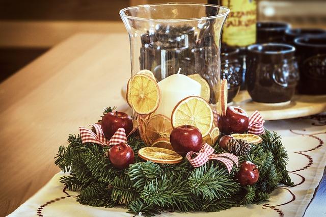 jak przygotować stroik świąteczny