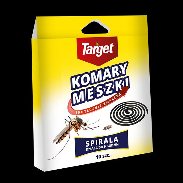 spirale na komary