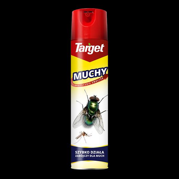 spray na muchy