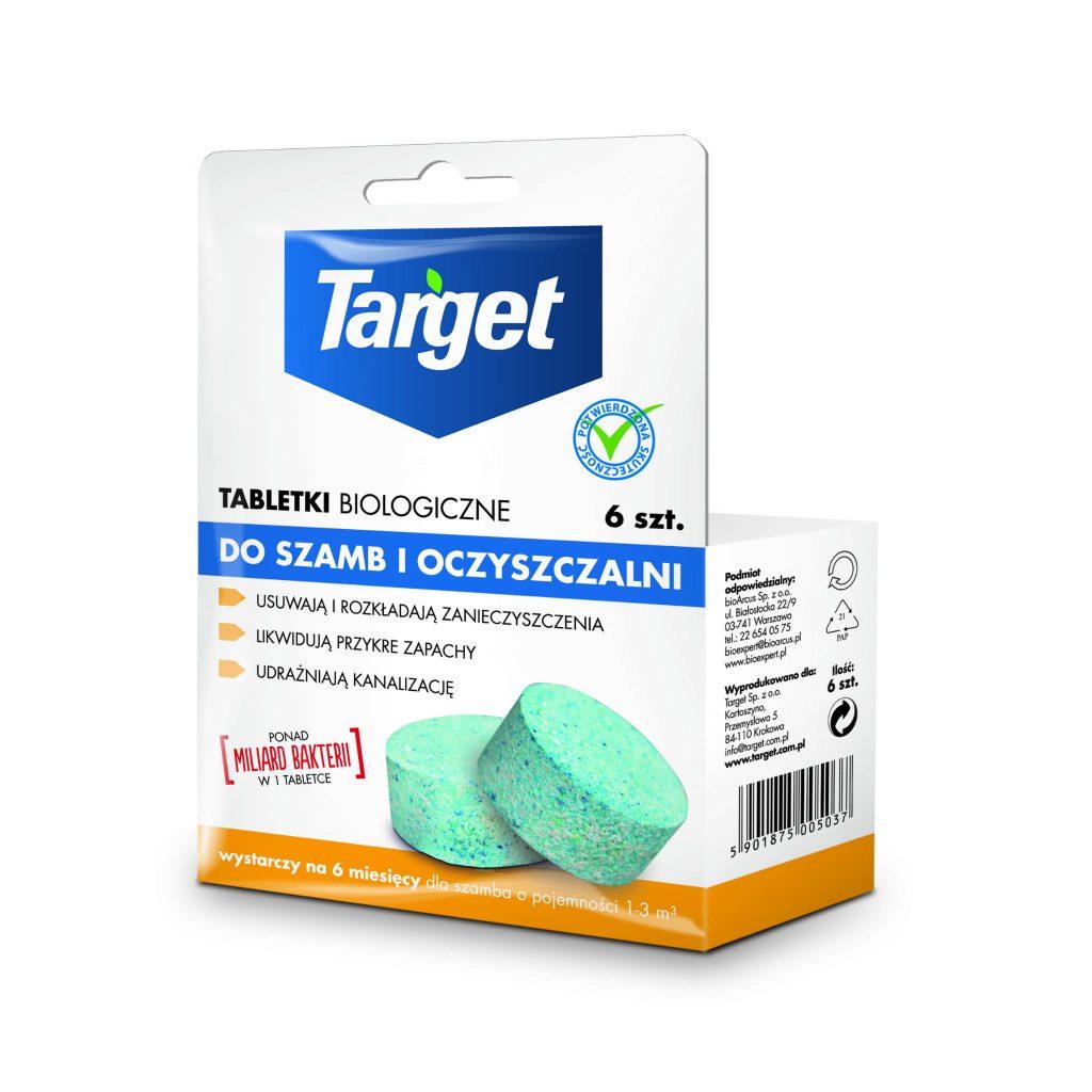 tabletki do szamb