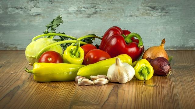 zwalczanie chorób warzyw